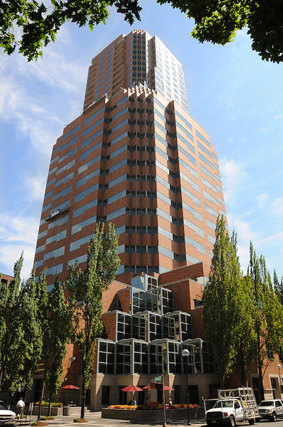 Koin Tower D Amp R Masonry Restoration Inc Portland Or